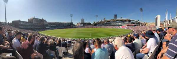Kia Oval, section: Peter May Stand, row: 27, seat: 45