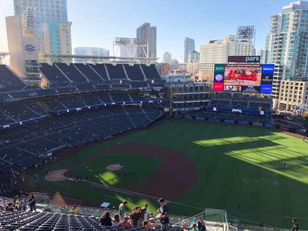 PETCO Park, section: 315, row: 25, seat: 22
