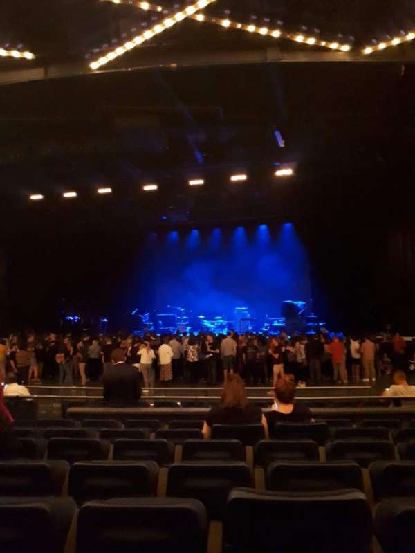 Hulu Theater at Madison Square Garden, section: 202, row: E, seat: 6