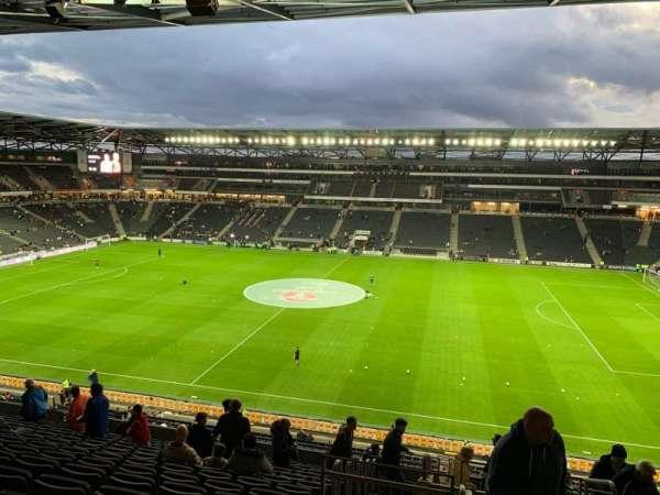 Stadium MK, section: 2, row: WW, seat: 58