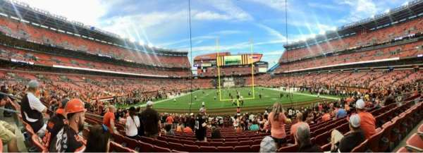 FirstEnergy Stadium, section: 147, row: 18 , seat: 7