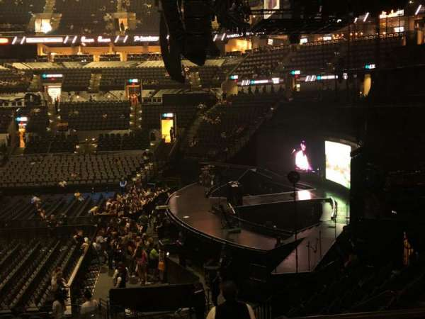 AT&T Center, section: 219, row: 25, seat: 11