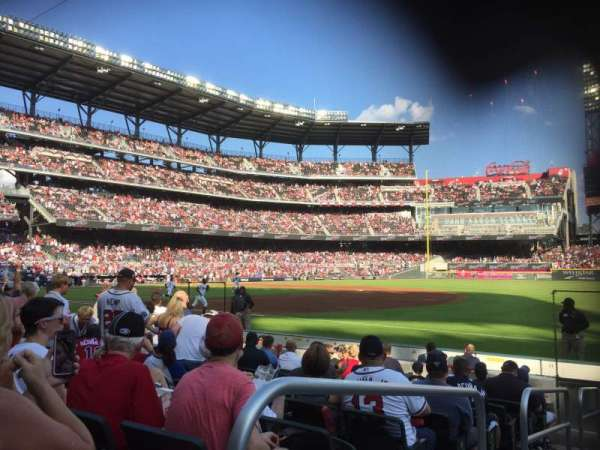 Truist Park, section: 14, row: 10, seat: 11