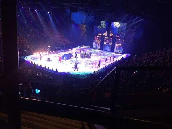 EagleBank Arena, section: 106, row: N, seat: 8