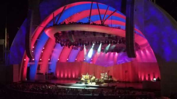 Hollywood Bowl, section: Terrace Box 1320, seat: 3