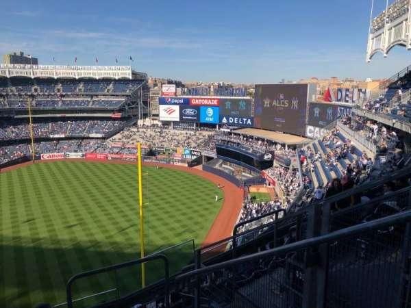 Yankee Stadium, section: 409, row: 6, seat: 2