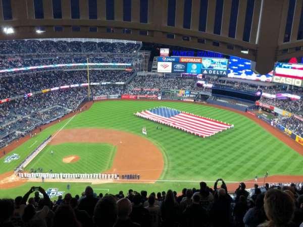 Yankee Stadium, section: 415, row: 14, seat: 16