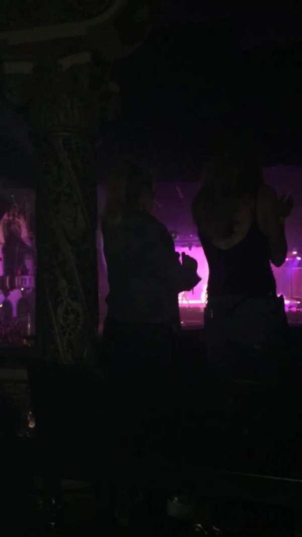 Aragon Ballroom, section: ADA