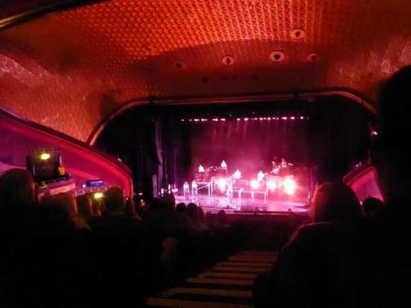 O2 Apollo Manchester, section: Circle, row: H, seat: 15