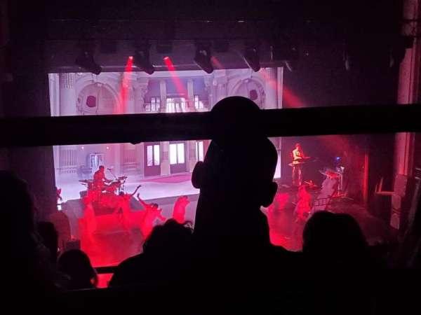 Orpheum Theatre (Boston), section: Balcony L, row: D, seat: 111