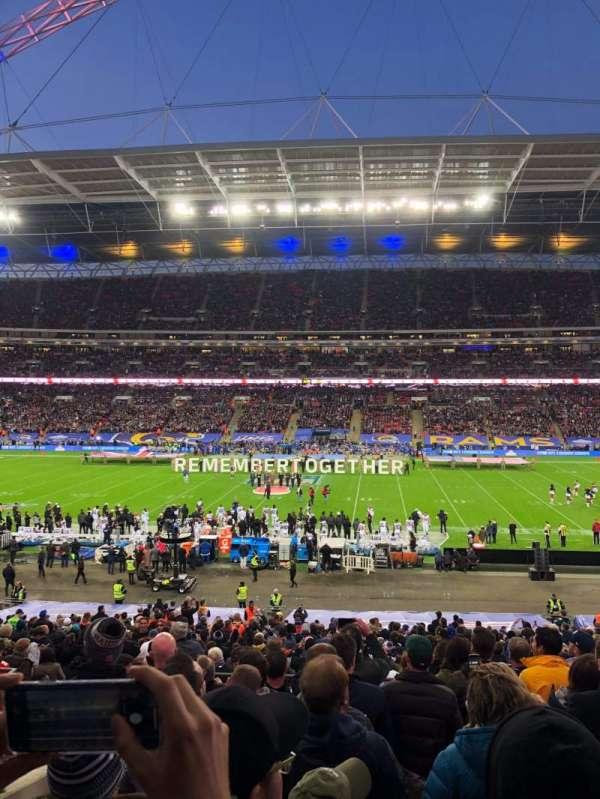 Wembley Stadium, section: 122, row: 39, seat: 298