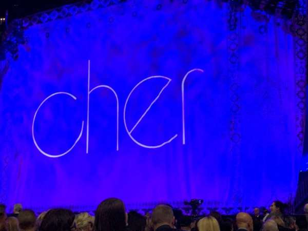 The SSE Hydro, section: 011, row: H, seat: 132