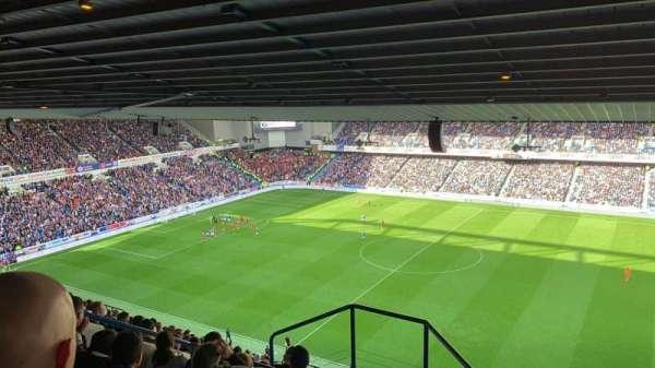 Ibrox Stadium, section: CD2, row: T, seat: 95