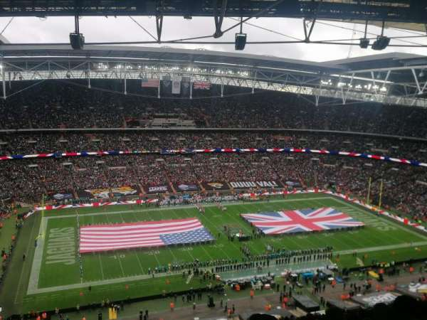 Wembley Stadium, section: 504, row: 32, seat: 94