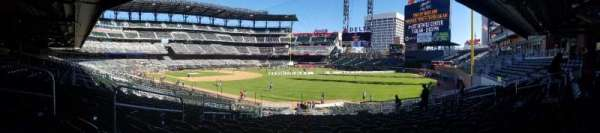 Truist Park, section: 111, row: 14, seat: 18