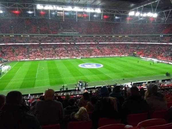 Wembley Stadium, section: 203, row: 15, seat: 36