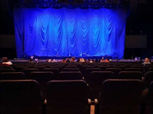Sheffield Arena, section: Floor B, row: 26, seat: 11