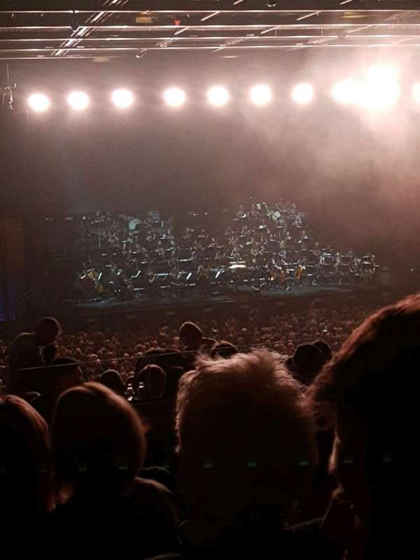 Bournemouth International Centre, section: Door 7, row: M, seat: 82