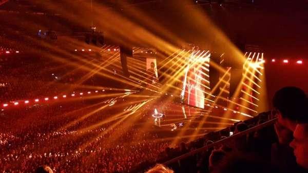 Ziggo Dome, section: 203, row: 6, seat: 78