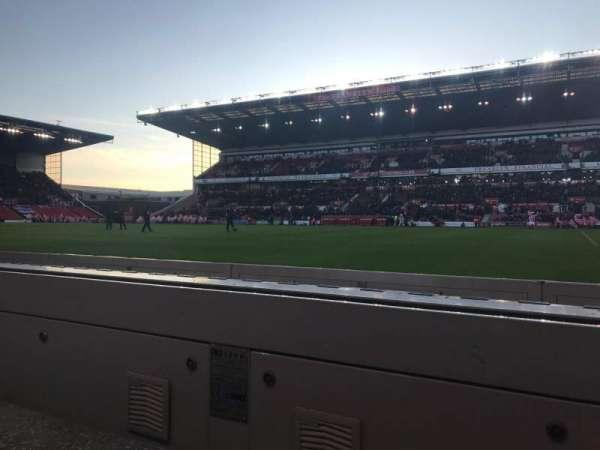 bet365 Stadium, section: 28, row: 1, seat: 545