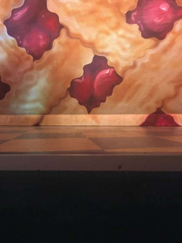 Brooks Atkinson Theatre, section: Orchestra R, row: AAA, seat: 6