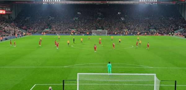 Anfield, section: 125, row: 29