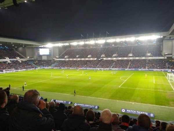 Ibrox Stadium, section: Mfg, row: O, seat: 57