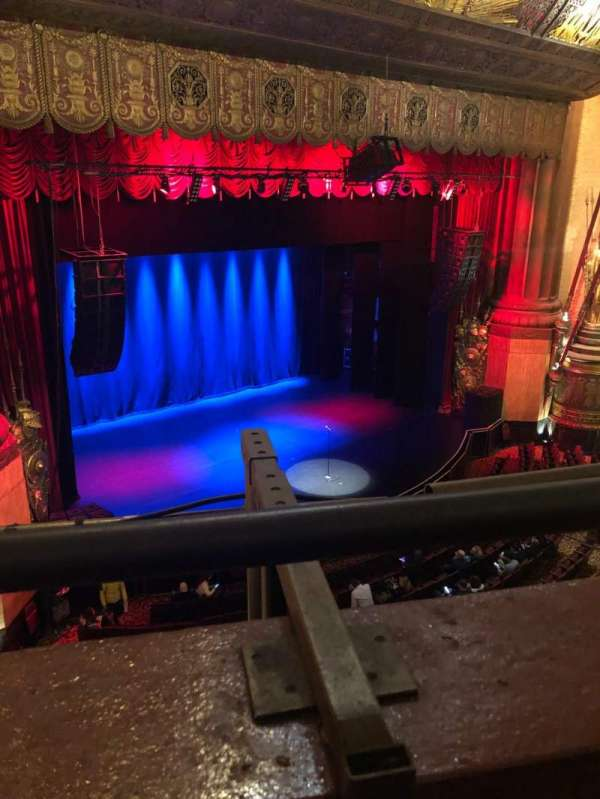 Beacon Theatre, section: Lower Balcony 3, row: A, seat: 37