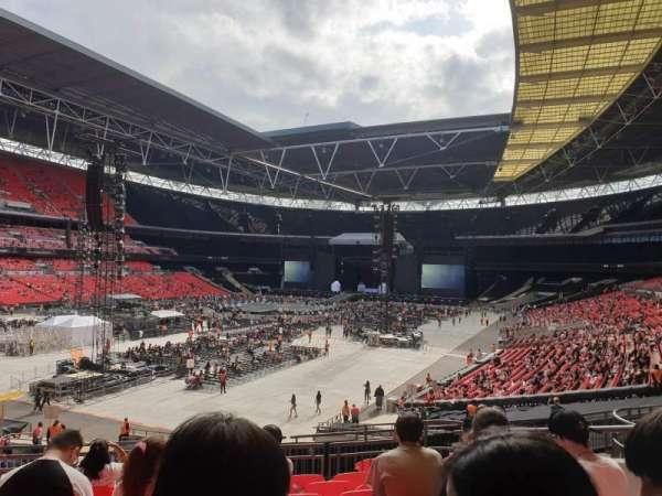 Wembley Stadium, section: 107, row: 39, seat: 151