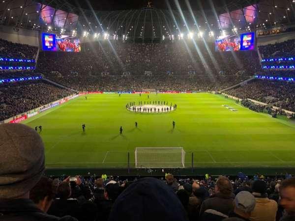 Tottenham Hotspur Stadium, section: 420, row: 11, seat: 375