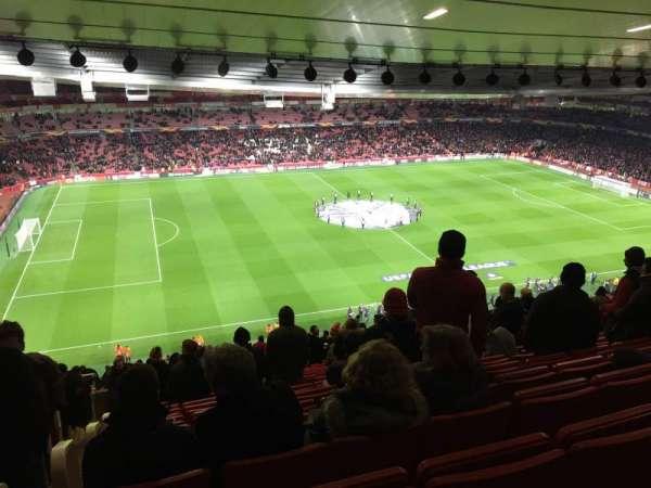 Emirates Stadium, section: Block 93, row: 73