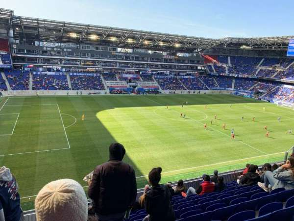 Red Bull Arena (New Jersey), section: 228, row: 13, seat: 35
