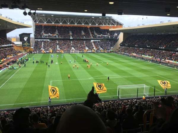 Molineux Stadium, section: S4, row: RR, seat: 116