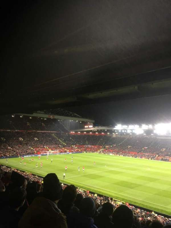 Old Trafford, section: N2411, row: 32, seat: 24