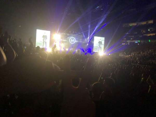 State Farm Arena, section: 117, row: CC, seat: 2