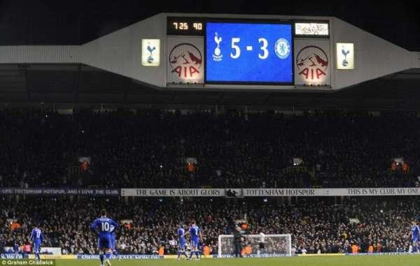 White Hart Lane, section: 57