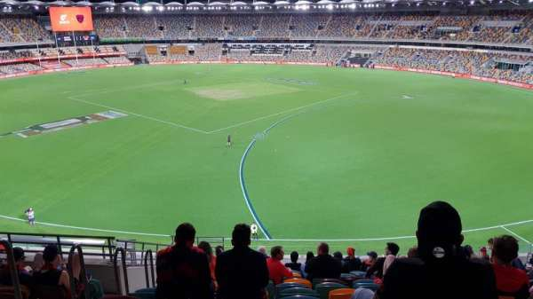 The Gabba, section: 61, row: SS, seat: 259