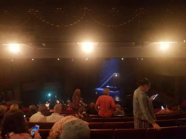 Princess Theatre (Melbourne), section: Dress Circle, row: F