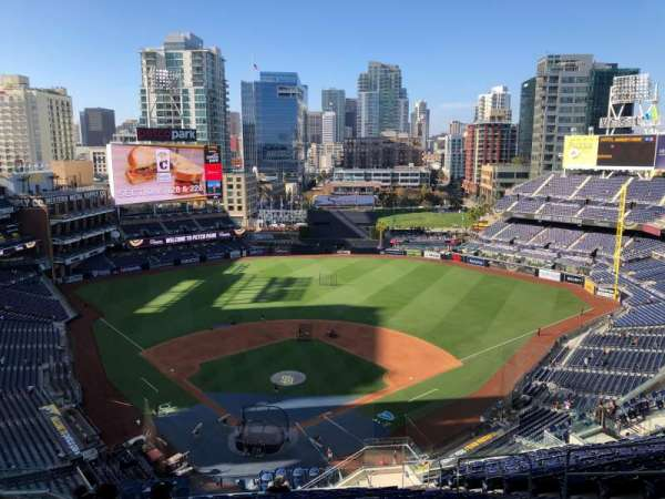 PETCO Park, section: 301, row: 25, seat: 18