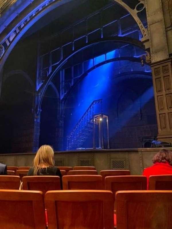 Princess Theatre (Melbourne), section: Stalls, row: E, seat: 32