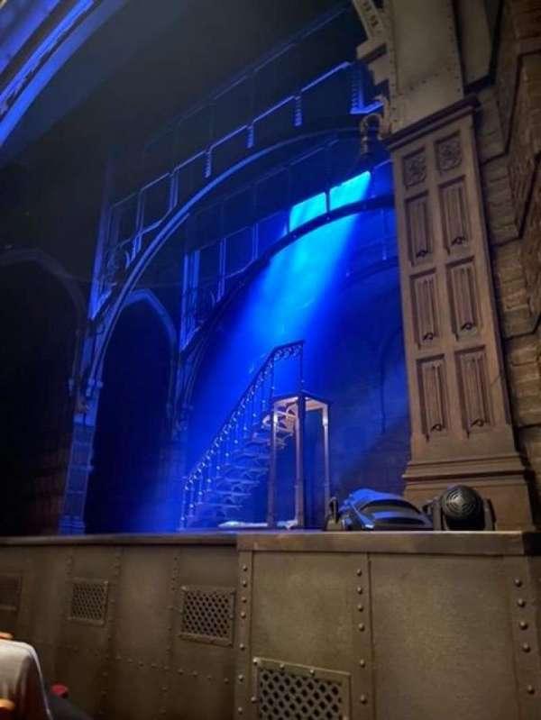 Princess Theatre (Melbourne), section: Stalls, row: C, seat: 33