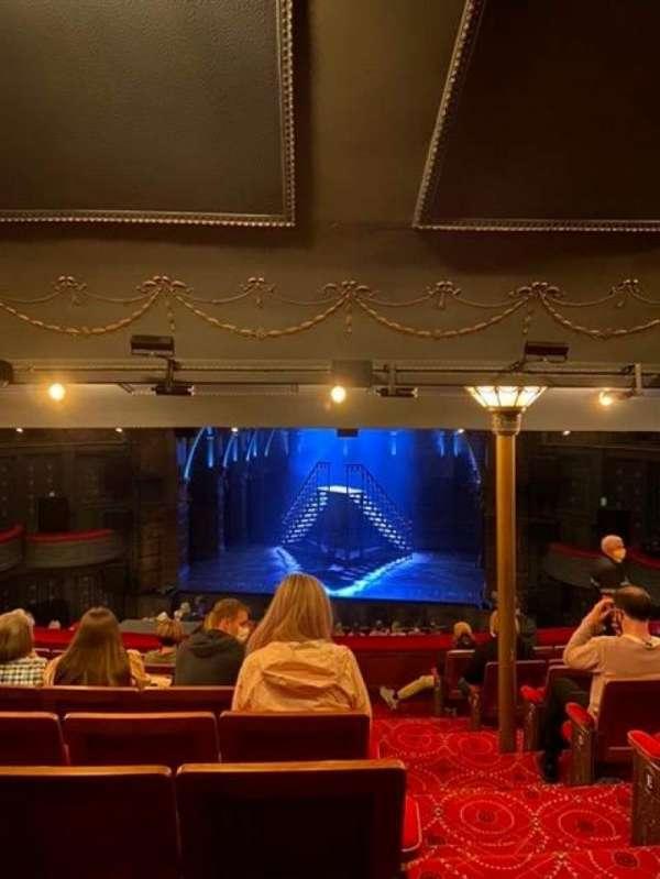 Princess Theatre (Melbourne), section: Dress, row: H, seat: 30