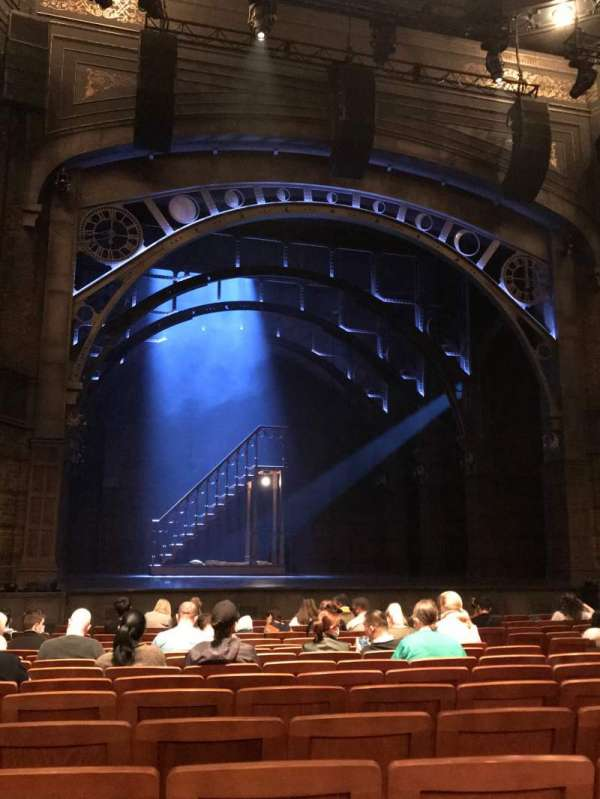 Princess Theatre (Melbourne), section: Stalls, row: P, seat: 14