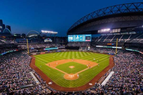 T-Mobile Park, section: 333, row: 2, seat: 7