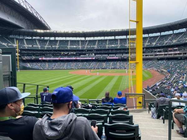 T-Mobile Park, section: 151, row: 35, seat: 1