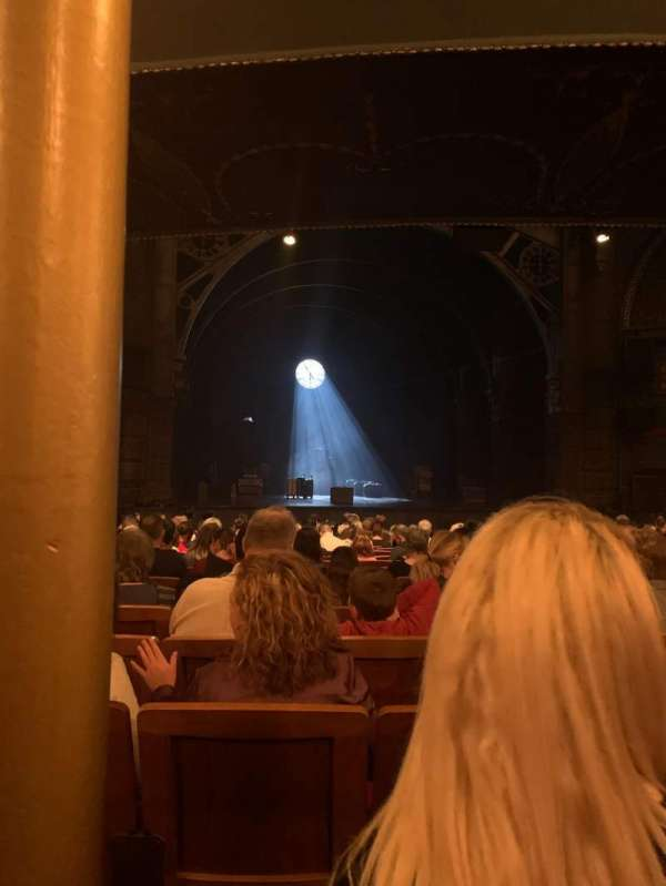 Princess Theatre (Melbourne), section: Stalls, row: R, seat: 16