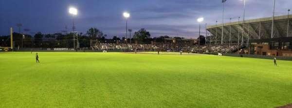 Hawkins Field, section: N, row: 1, seat: 21