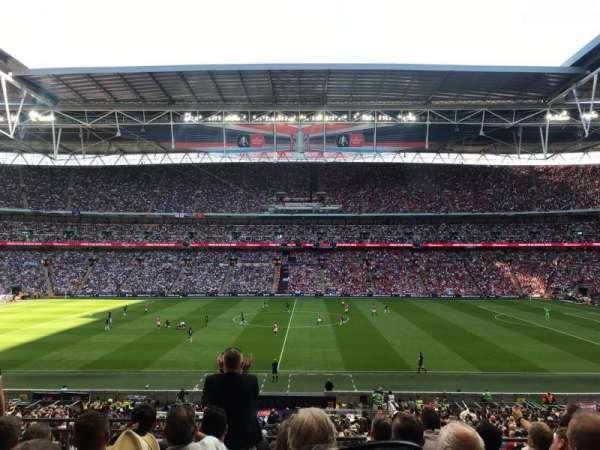 Wembley Stadium, section: Bobby Moore Club