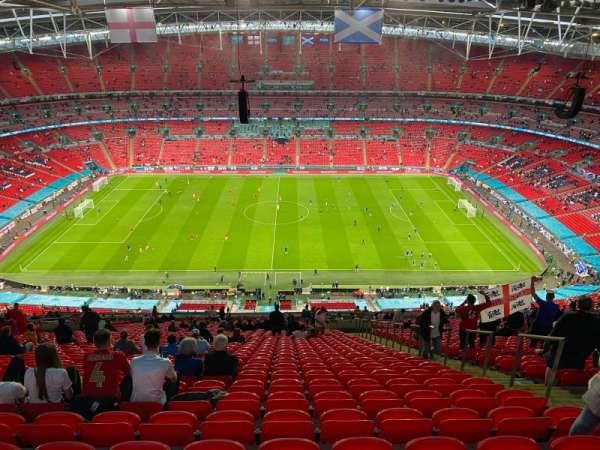 Wembley Stadium, section: 552, row: 39, seat: 380
