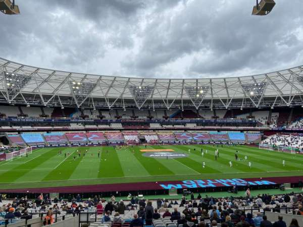 London Stadium, section: 234, row: 35